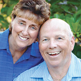 John and Barbara Bertrand