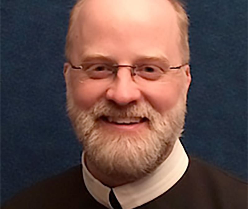 Fr. Matthew Allman – Congregation of the Most Holy Redeemer