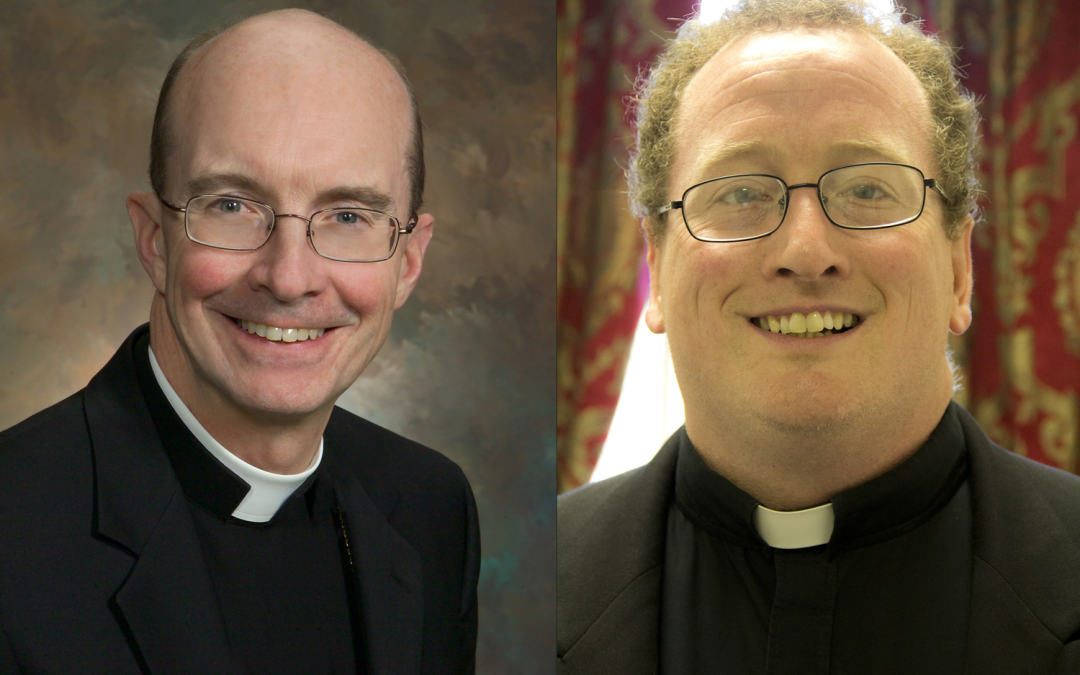 Most Rev. Timothy Senior & Fr. Stephen DeLacy