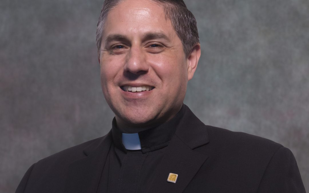 A Lenten Invitation –  Fr. Sam Ward, Director of Vocations, Archdiocese of Los Angeles