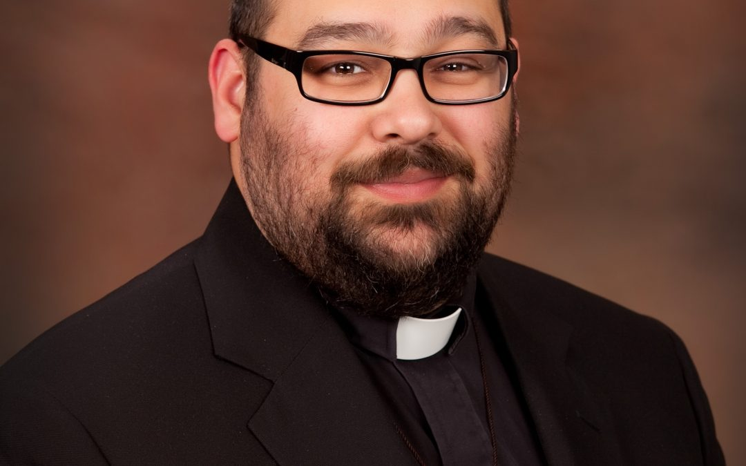 Rejoice in the Lord always – Deacon David Lopez, Diocese of Sioux City, IA